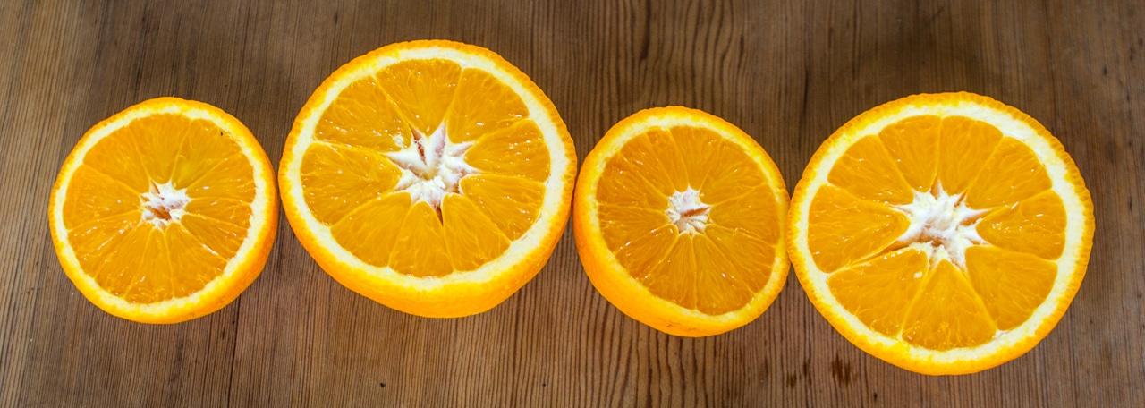 Bodrumské pomeranče