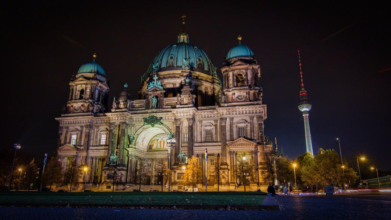 Jednodenní výlet do Berlína