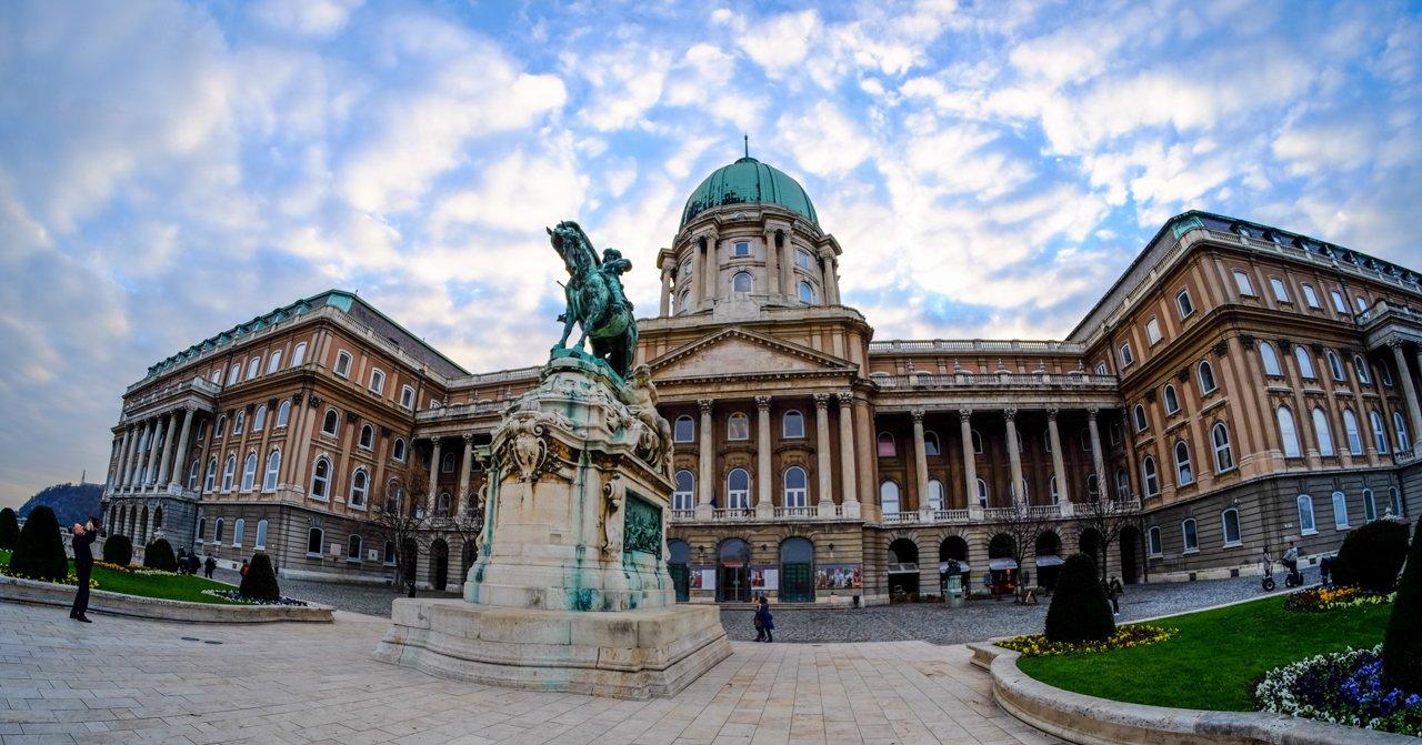 Budapešť, perla Dunaje