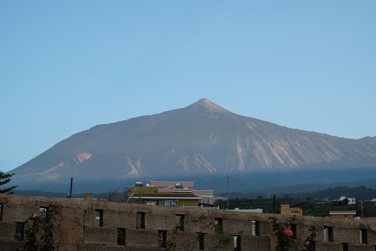 Výhled na Pico del Teide