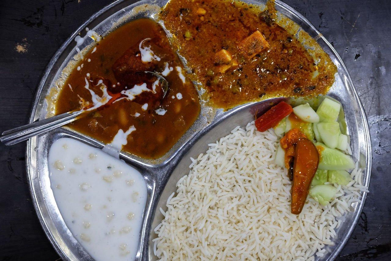 Indická kuchyně – pestrobarevný mix chutí