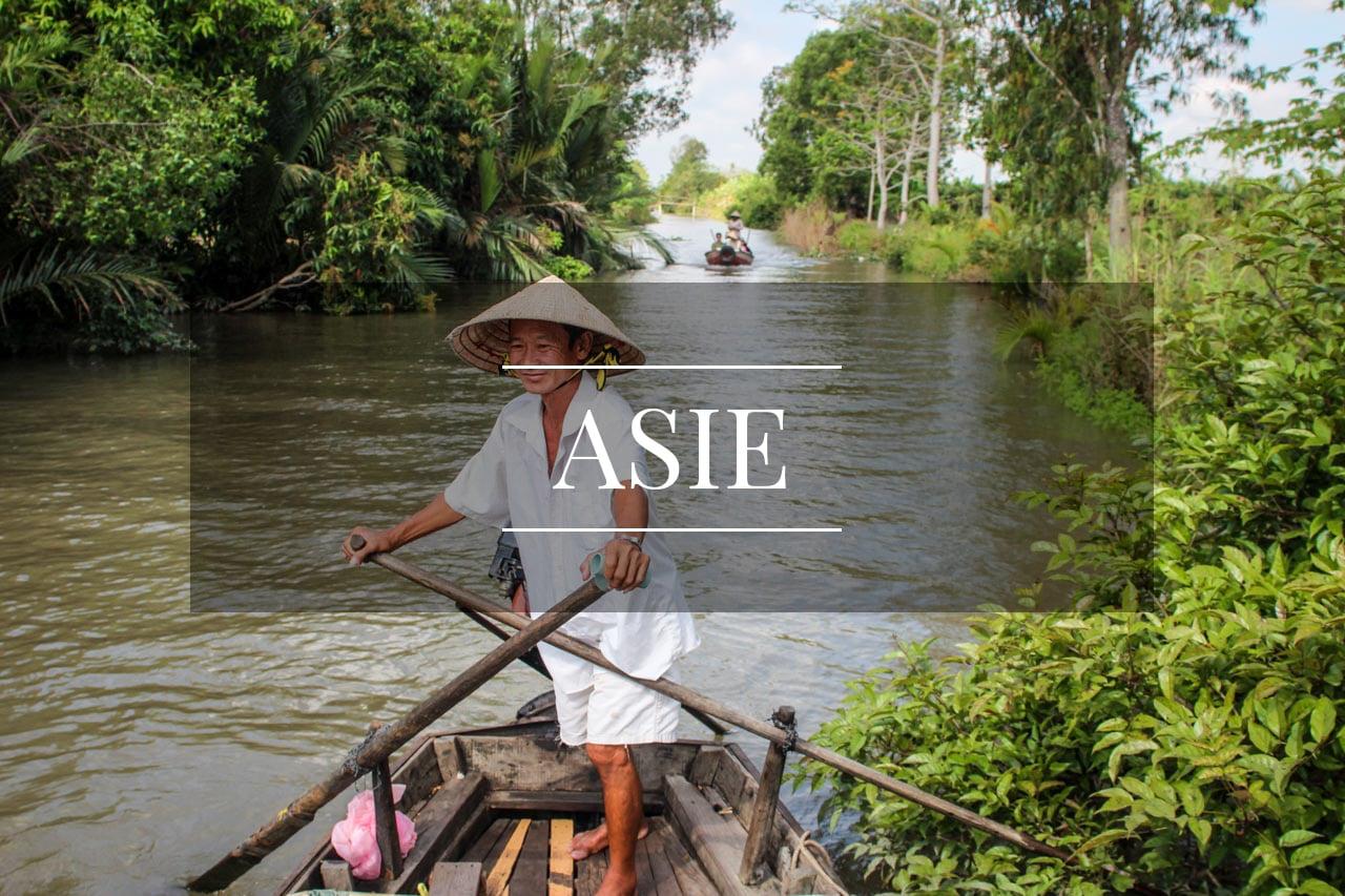 Tajemná Asie