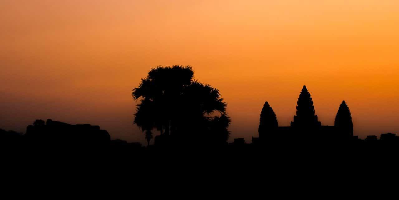 Siem Reap a tajemné stíny Angkoru