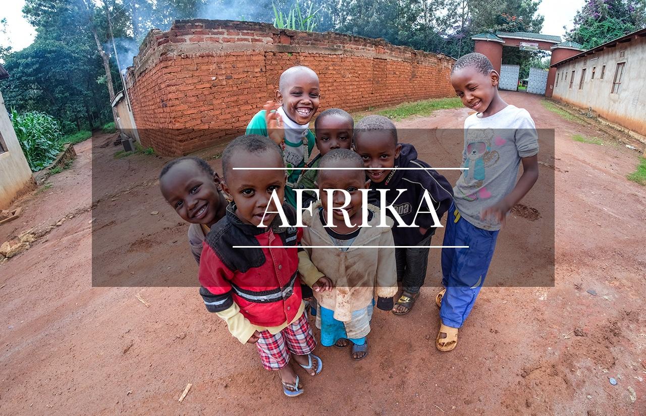 Afrika, divoký kontinent plný protikladů