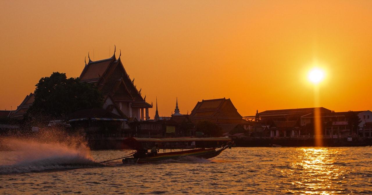Bangkok, hříšné město padlých andělů