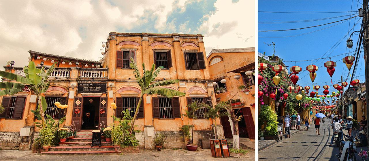 Danang a kouzelné městečko Hoi An