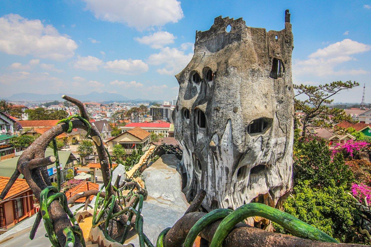 Da Lat, horské město kávy a unikátní architektury