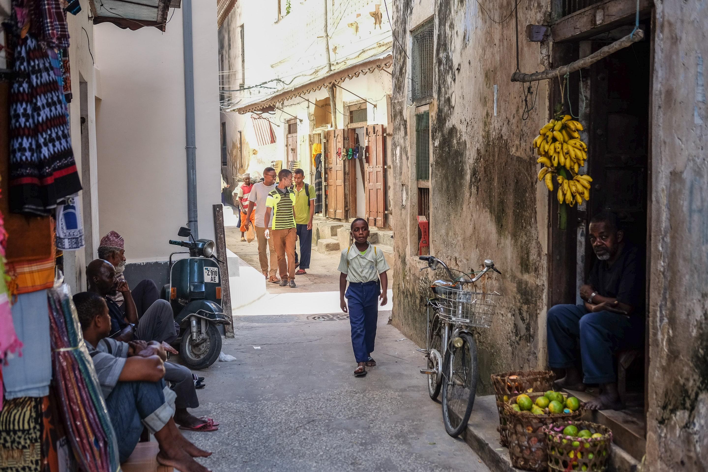 Zanzibar – Stone town, aneb co neminout