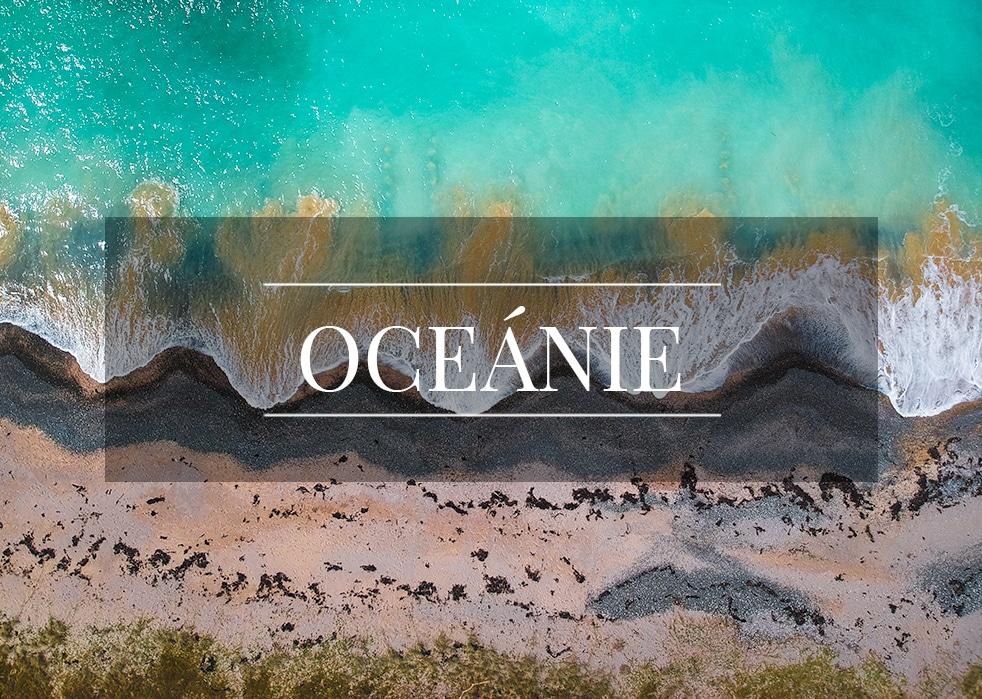 Oceánie, kontinent tisíců ostrovů